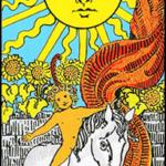 タロットカード占い|19 THE Sun /太陽の正位置逆位置の意味