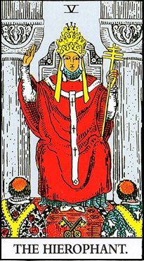 5-the-hierophant