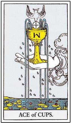 小アルカナ「カップの1」の正位置と逆位置の意味を徹底解説!