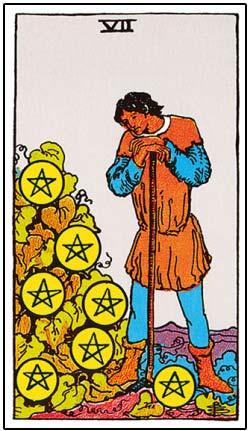 わかった!小アルカナ「コインの7」の正位置と逆位置の意味を徹底解説!